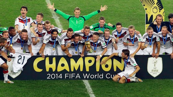 World Cup Team of theTournament.