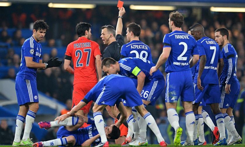 Chelsea 2-2 PSG