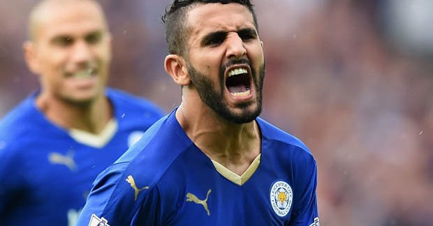 mahrez shouty
