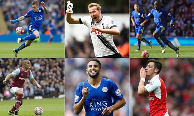 PFA Player of the Year 2016 Analysis