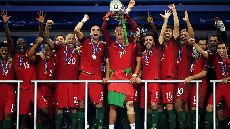 Euro 2016 FinalReview