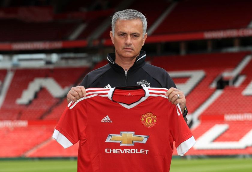 File photo dated 05-07-2016 of Manchester United manager Jose Mourinho. PRESS ASSOCIATION Photo. Issue date: Wednesday July 6, 2016. Jose Mourinho claims Ryan Giggs is no longer at Manchester United because he was overlooked for the manager's job. See PA story SOCCER Man Utd. Photo credit should read Tim Goode/PA Wire.