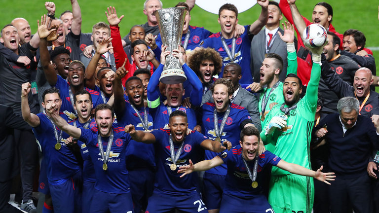 Manchester United 2016/17 SeasonReview