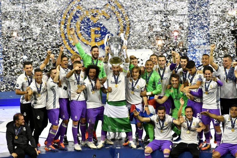Champions League Final Review16-17
