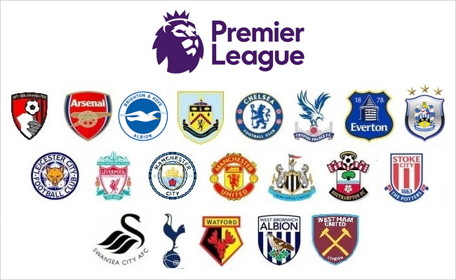 Premier League Second Team of the Season 2017-18