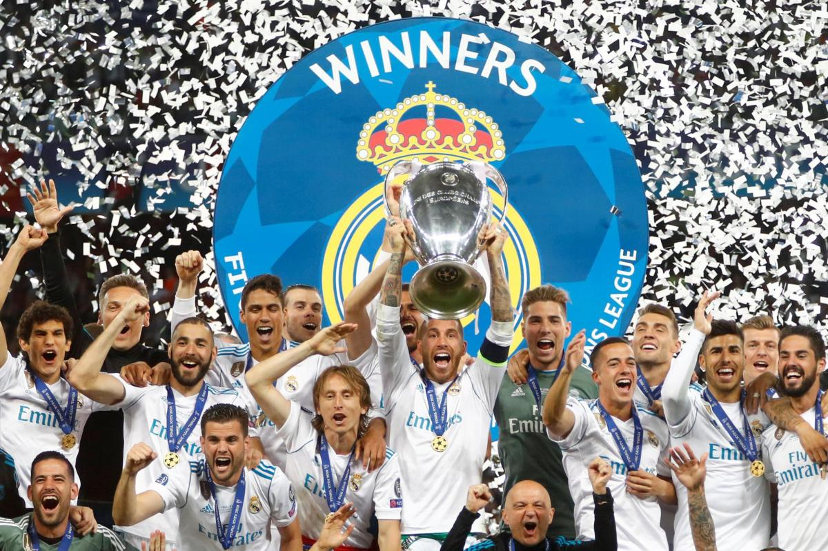 17-18 Champions League Final Review