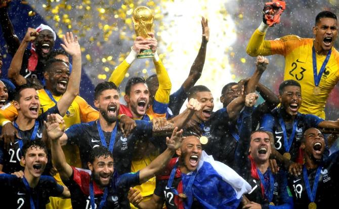 World Cup 2018 FinalReview
