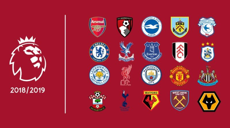 Premier League 18-19 Table Predictions